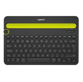 Logitech K480-Bluetooth клавиатура, с поставка за таблет