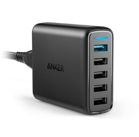 Anker Powerport Speed 5-UK, A2055