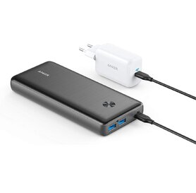 Anker PowerCore+ 26800, 45W PD и зарядно PowerPort Atom III 60W PD