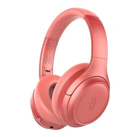 TaoTronics SoundSurge 60-Active Noise Cancelling ANC слушалки-цвят Coral Orange